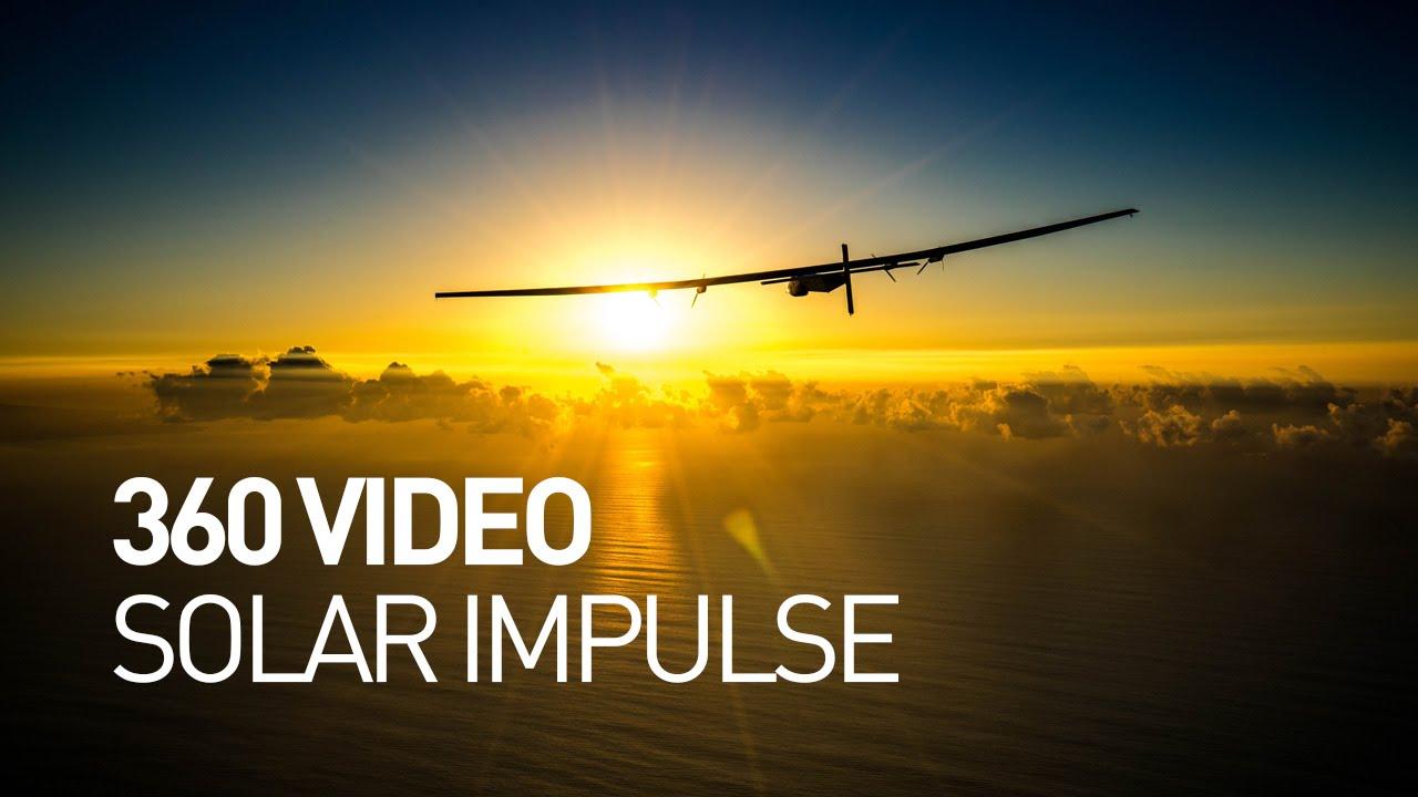 Solar Impulse 2, el avión sin combustible cruzó el Pacífico y completó una nueva etapa en su vuelta al mundo