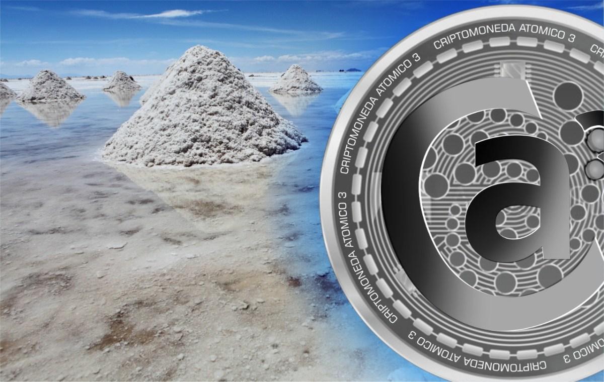atomico 3 litio argentina mineria